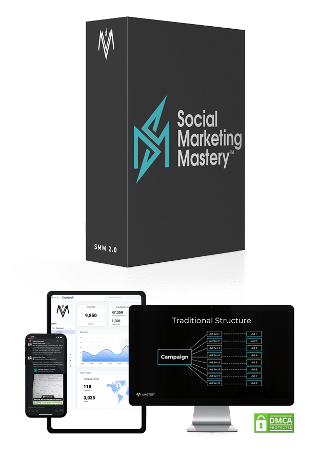 Social Marketing Mastery Course